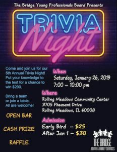 BYFS 5th Annual Trivia Night