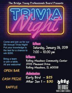 BYFS 5th Annual Trivia Night